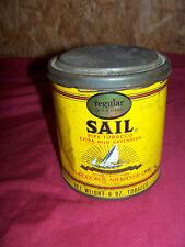 Old Sail Pipe Tobacco Tin Cavendish Theodorus Niemeyer Ltd Vintage Can Holder