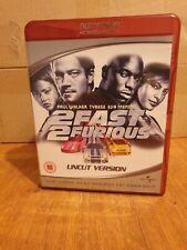 HD DVD  '2FAST2FURIOUS' Uncut Version incl. deutscher Tonspur