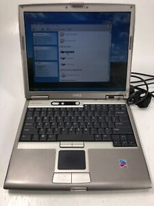"Dell Latitude D610 14"" Pentium 1.73 MHz , 1.49GB RAM, 10GB HDD Windows XP"