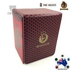 Timewalker Time Walker SPARTACUS DECKBOX Deck Box MTG Magic Yugioh Pokemon Card