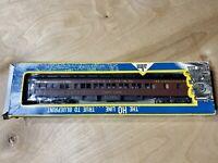 Ho AHM/Rivarossi Pennsylvania RR Passenger Car Train Pullman Box Damage