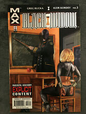 Black Widow Pale Little Spider #3 - Max Comics - 2002 - Comic Book