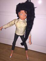 Vintage Puppe 60er 70er DDR Barbie Steffi DDR Biegepuppe Modepuppe GRD Doll