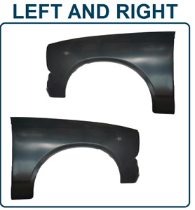 Front FENDERS FOR TOYOTA HILUX RN20 RN22 RN25 PICK UP 1972-1978 PAIR NEW LH+RH