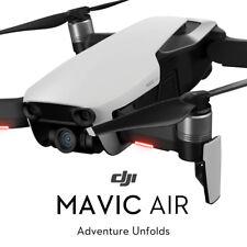DJI Mavic Air Camera Drone + Controller (Arctic White)-UK Model Warranty