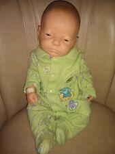 "Berjusa New Born Anatomically Correct Baby Girl Doll 20"""