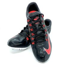 Nike Zoom Superfly R4 - Black / Atomic Red - Track Spikes Cleats