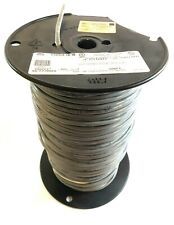 Carol Power Limited and Communication Cable 18 AWG Gray E2033S.18.10  (500 ft)