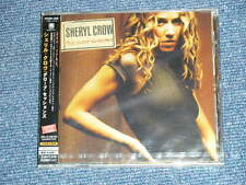 SHERYL CROW Japan 1998 FACTORY SEALED CD+Obi THE GLOBE SESSIONS