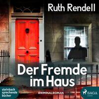 DER FREMDE IM HAUS - JÜRGENS,HEIDI  2 MP3 CD NEW