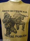 Maglietta Arditi Incursori Marina Militare Special Forces Sabbia T-shirt FRUIT