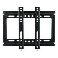 TV Wall Bracket Mount Tilt For 14 20 25 30 32 38 40 42 Inches 3D Plasma LCD LED