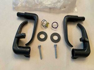 NOS OEM Door Handle Set! Whitco Jeep CJ5 CJ7 CJ8 Scrambler Laredo Renegade CJ-7