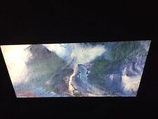 "Chang Dai-Chen ""The Fall"" Chinese Guohua Expressionist Art 35mm Slide"