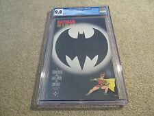 Batman The Dark Knight Returns #3 Death Of The Joker CGC 9.8 1986 DC White Pages