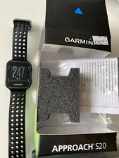 Garmin 010N202800 Lightweight Golf GPS Watch - Black