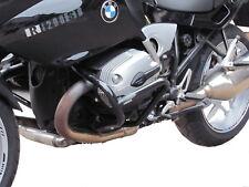 Crash Bars Pare carters Heed BMW R 1200 ST (05-10), noir, protection moteur