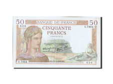 Billets, 50 Francs type Cérès #207262