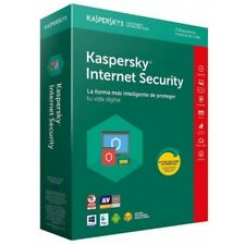 Antivirus Kaspersky total Security 2018 5 licencias