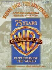 WARNER BROS. 75TH ANNIVERSARY: A TRIBUTE IN MUSIC FROM 20S *Excellent Condition*