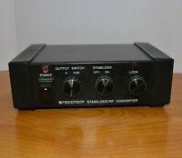 VINTAGE RECOTON VIDEO STABILIZER / RF CONVERTER PRODUCER SERIES 1982 V600A