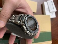 New Full Set Casio Protrek Prg 240T Titanium The Best