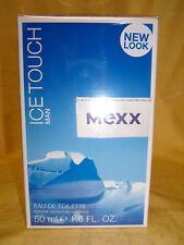 MEXX ice touch icetouch man man - Eau de Toilette EdT 50 ml - Neu