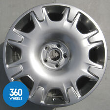 "1 x GENUINE BENTLEY 19"" CONTINENTAL LIGHT METAL 8 SPOKE ALLOY WHEEL 3W0601025R"