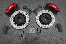 //AL Toyota Supra JZ80 Front 6 Pot Big Brake Upgrade Kit 330mm Brakes