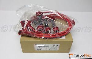 Toyota Corolla AE86 1985-1987 1.6L 4A-GE 16V TRD Spark Plug Wire Set Genuine OEM