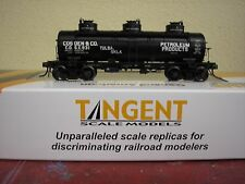 Tangent Scale Models General American 6,000 #-C Tank Car Cosden & Co 11518 COSX