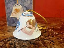 Lladro Angelic Melody Bell Ornament - Daisa 2003