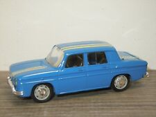 Renault R8 Gordini - Norev Collection 66 France 1:43 *34216