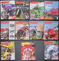 SUPER MOTO TECNICA anno 1997 numeri 2 - 5 - 7 - 11 motociclismo mototecnica