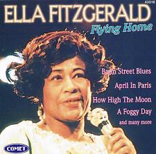 """ELLA FITZGERALD """"Flying Home"""" Top Album! CD 12 Tracks NEU & OVP Comet 1997"""