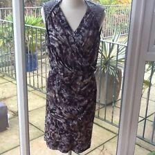 Per Una Speziale Animal Print Dress Size 12