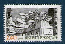 TIMBRE 2365 NEUF XX LUXE - VUE DE GIVORS - ARCHITECTURE CONTEMPORAINE