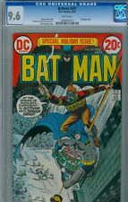 Batman #247 February 1973 CGC 9.6 White Pages