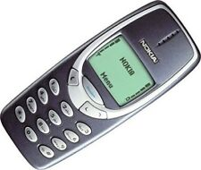 NOKIA 3310 - NEW MINT CONDITION - Unlocked Mobile Phone - UK Warranty - Free Sim