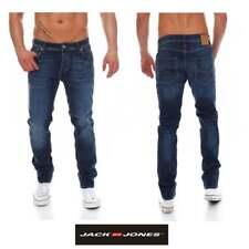 ed013e02 Jack & Jones Men's Tim Original 012 Slim Fit Jeans Blue 36w ...