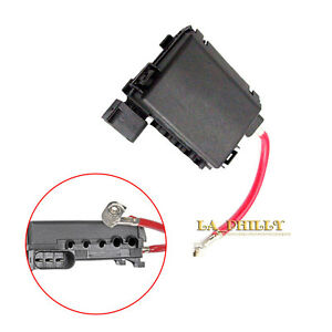 Battery Fuse Box Fits For Volkswagen Jetta Golf Beetle 2.0 1.8T TDI VR6 MK4 VW