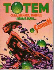Fumetto TOTEM EDIZIONE NUOVA FRONTIERA ANNO 1981 NUMERO 11