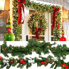Weihnachtsgirlande 5m Weihnachten Girlande LED Lichterkette Weihnachten Lampe