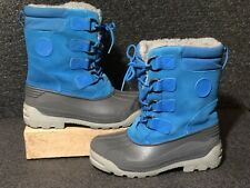 LL BEAN Snow Boots Youth Size 6 / Women's Size US 8.5 / EUR 39