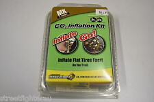 Motorbike Tyre Repair & Inflate kit. Co2 pwd Inflation  -Part:I3513
