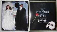 Barbie & Ken THe Phantom of the Opera Doll Boxes FAO Schwarz