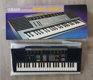 Clavier électronique, Piano, Electronic Keyboard - YAMAHA PORTASOUND PSS-290