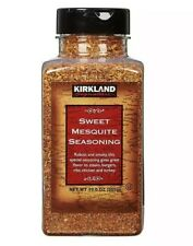 Kirkland Signature Sweet Mesquite Seasoning 19.6 OZ (555g) Expedited Shipping
