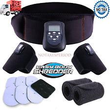 NO TAX! Flex Belt Abdominal Toning Belt AB Vibrate Exercise Weight Training
