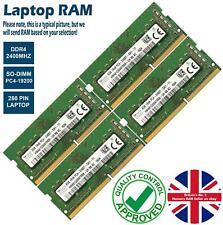 2GB 4GB 8GB Memory RAM Laptop PC4-19200 DDR4 2400MHz 260 Non-ECC Unbuffered Lot